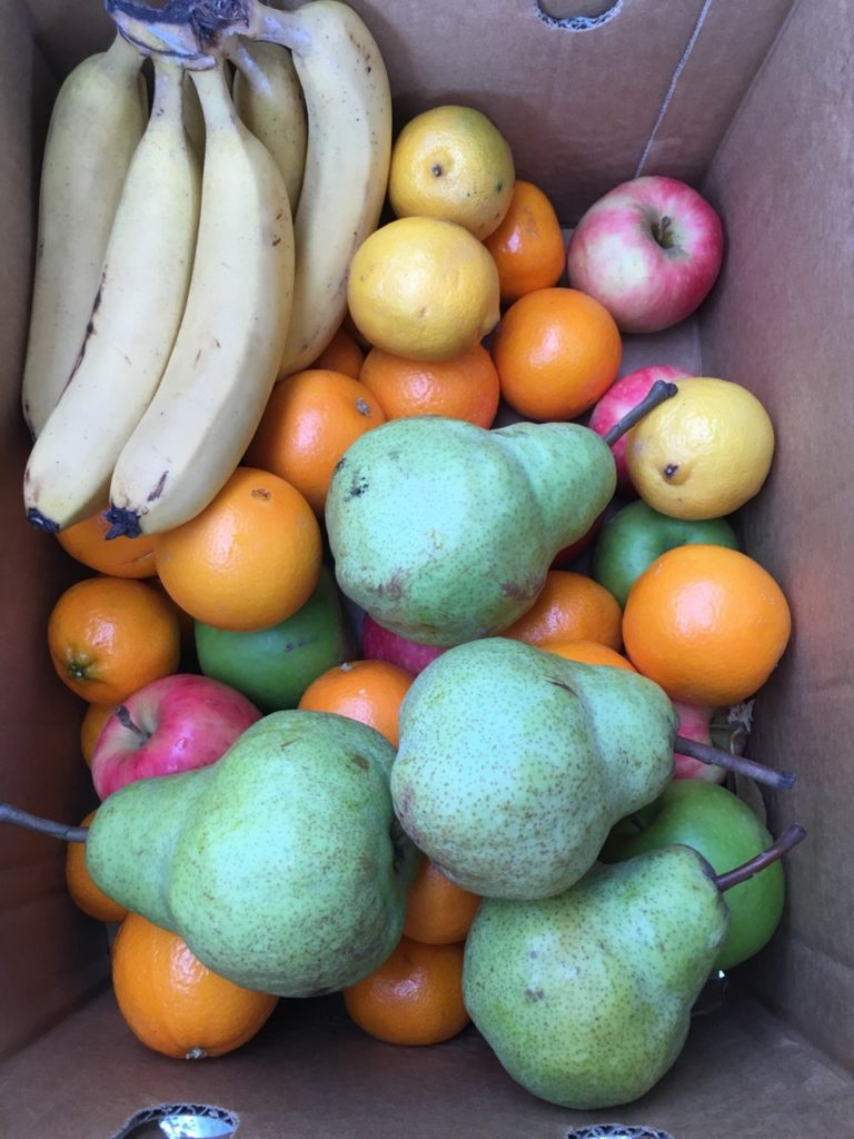Fruit Box: Small Box