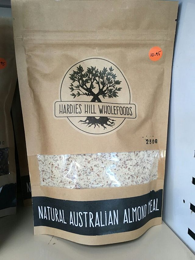 Natural Australian Almond Meal