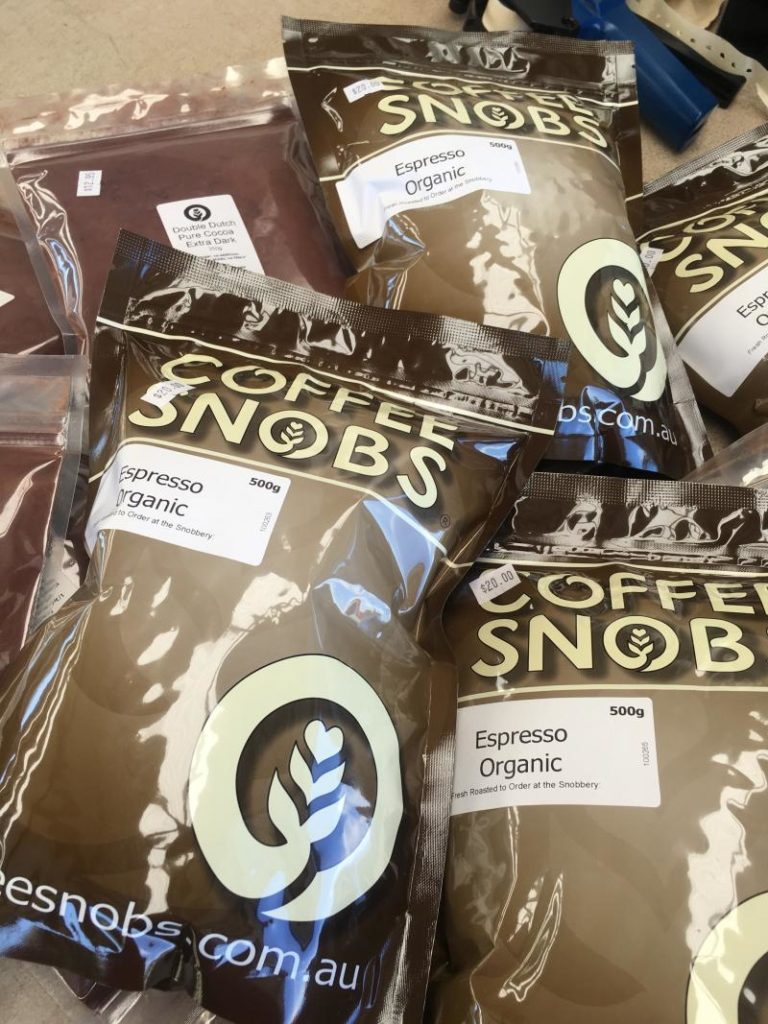 Coffee Snobs - Certified Organic Beans