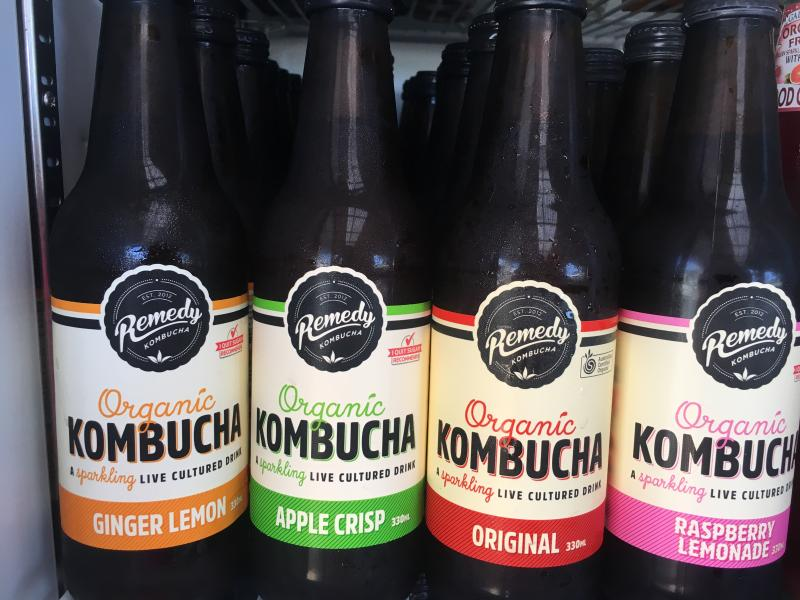 Remedy Kombucha